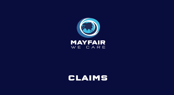 Mayfair Claims Online Help